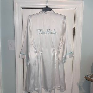 Other - BRIDE ROBE